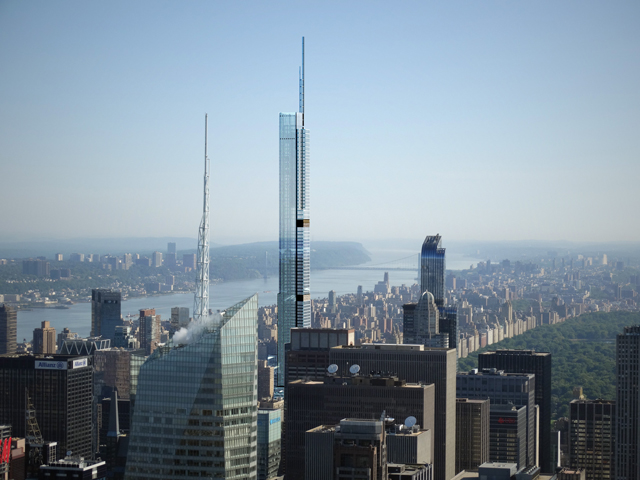 New Look: Nordstrom Tower, 217 West 57th Street