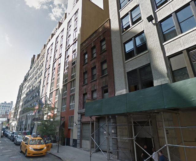 337 West 36th Street