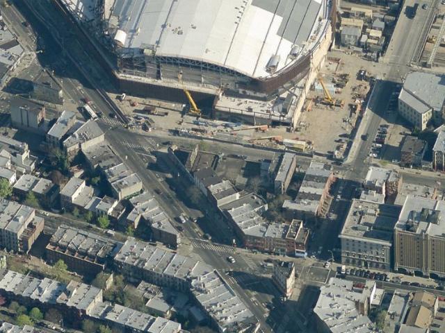 456 Dean Street, image from Bing Maps