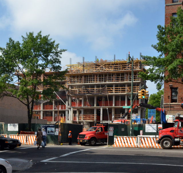 626 Flatbush Avenue, photo by Tectonic