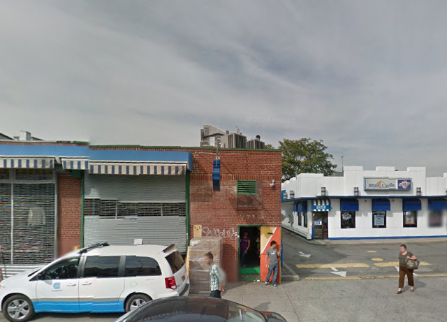 771 Metropolitan Avenue, image from Google Maps