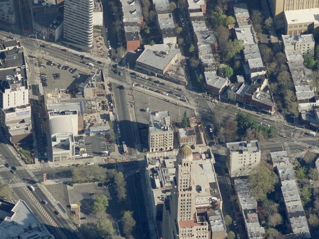620 Fulton Street, image from Bing Maps