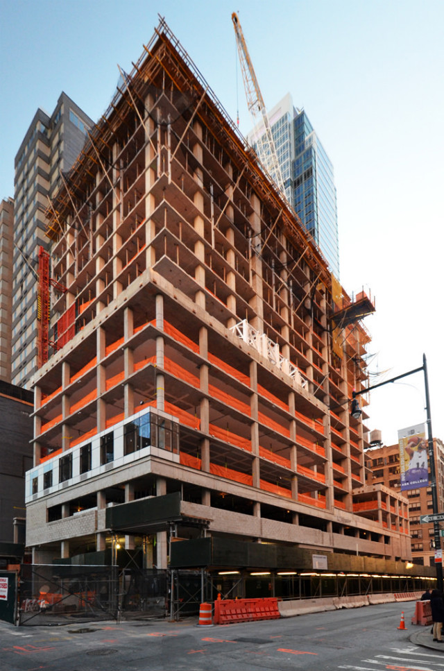 "100 Willoughby Street, image by <a href=""http://www.yimbyforums.com/t/new-york-100-willoughby-st-596-ft-57-floors/71/10"">Tectonic</a>"