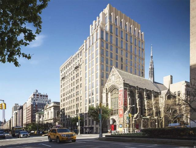 1010 Park Avenue LPC Submission