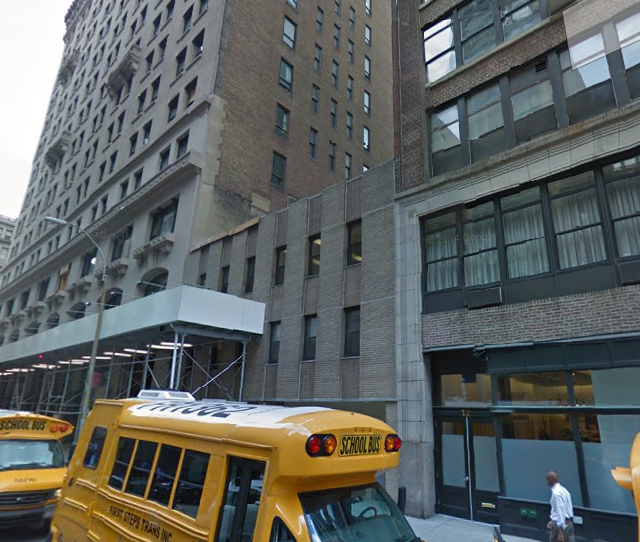 10 West 17th Street, image from Google Street View