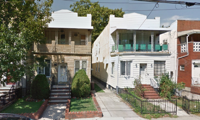 1170 & 1174 East 8th Street, image from Google Maps