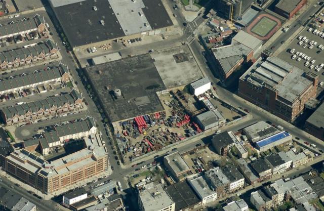 123 Melrose Street, image from Bing Maps