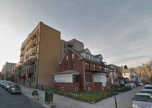 1701 Parkview Avenue, image from Google Maps