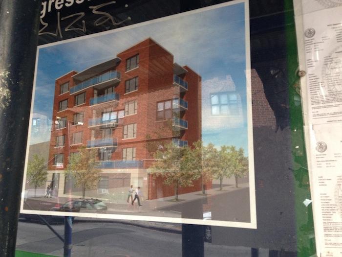 263 Bedford Avenue, image via Brownstoner
