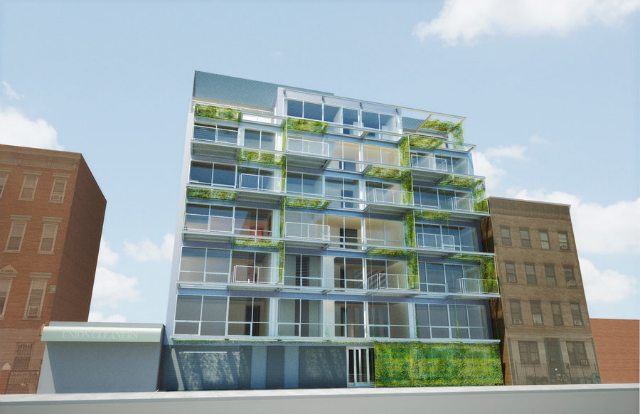 305 Union Avenue Rendering By Garrison Architects