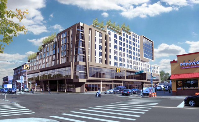Tremont Renaissance, rendering via Mastermind Development