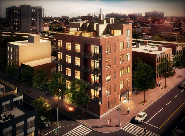 538 Union Avenue, rendering by Vicky Chan - Avoid Obvious/Withers Owner