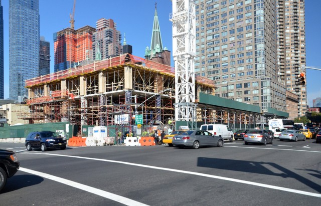 Construction Update 551 Tenth Avenue