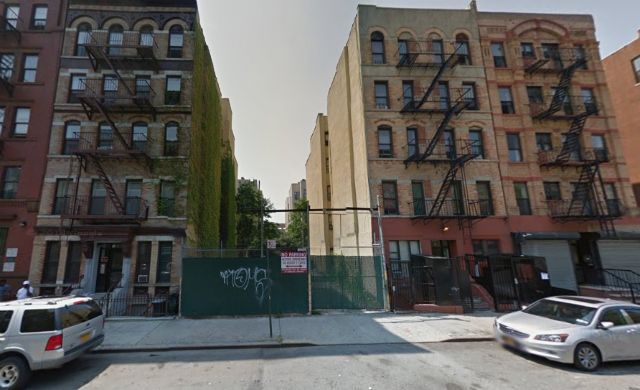 8 East 132nd Street, image from Google Maps