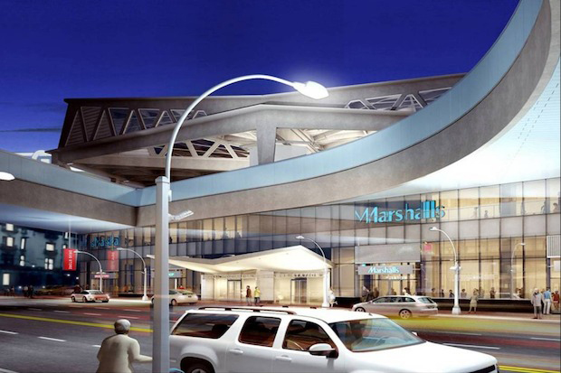 GWB Bus Station Terminal, renderings via the Port Authority