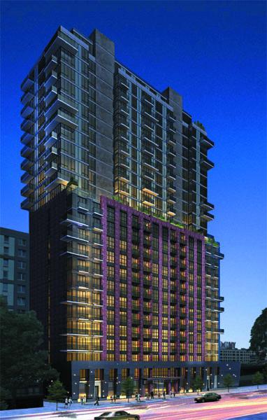 44-41 Purves Street, rendering via Zephyr Construction Management