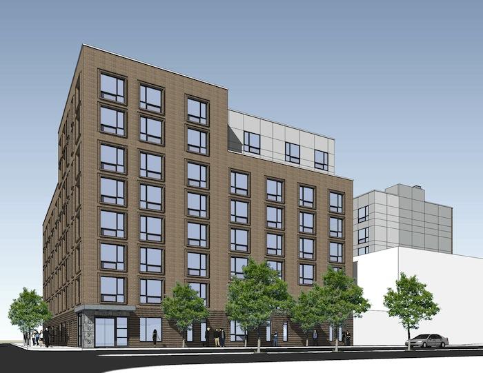44-80 11th Street, rendering by GF55 Partners