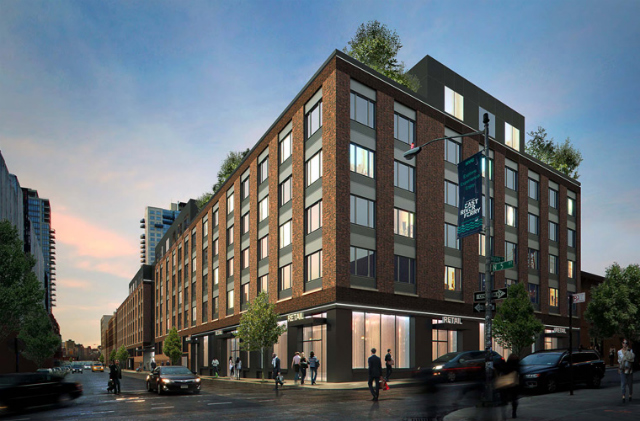 149 Kent Avenue, rendering from GF55