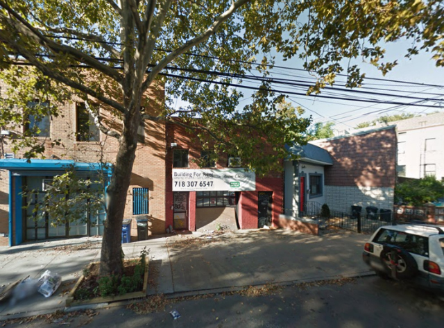 175 Richardson Street, image from Google Maps