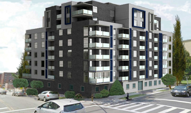 177-30 Wexford Terrace, rendering by DeFonseca Architect