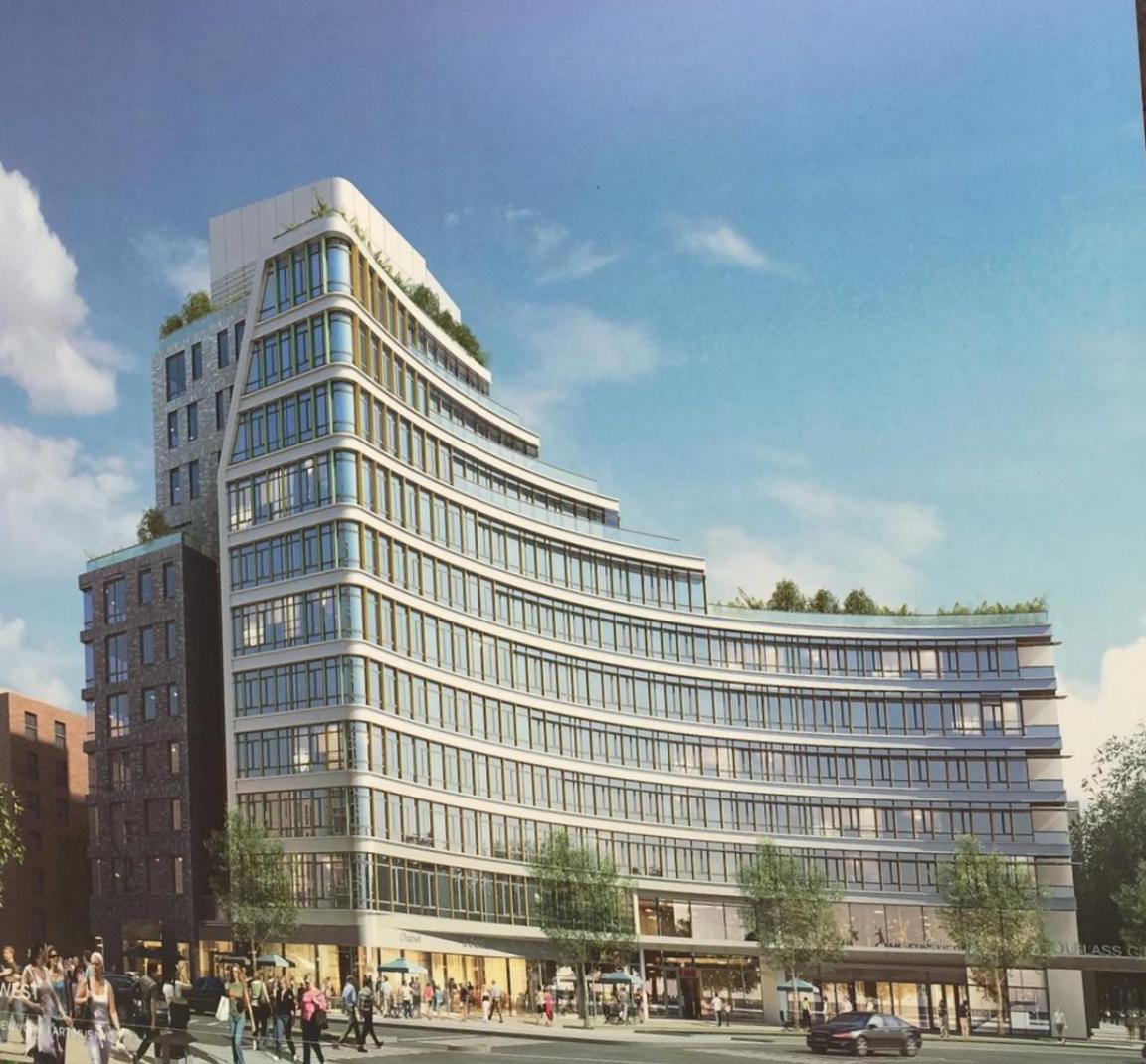2040 Frederick Douglass Boulevard, image by HarlemGal
