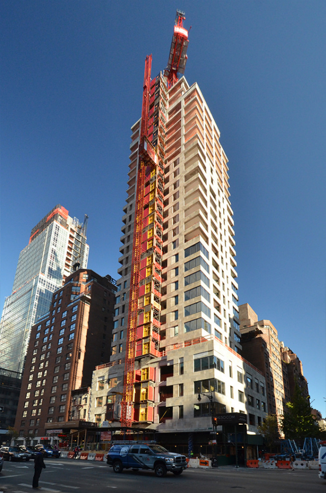 301 West 50th Street, image by Tectonic