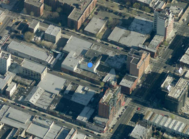 576 Baltic Street, image from Bing Maps