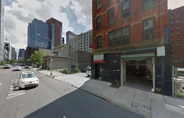 548 West 53rd Street, image from Google Maps