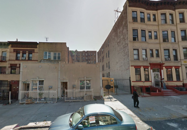 806 St. John's Place, Crown Heights
