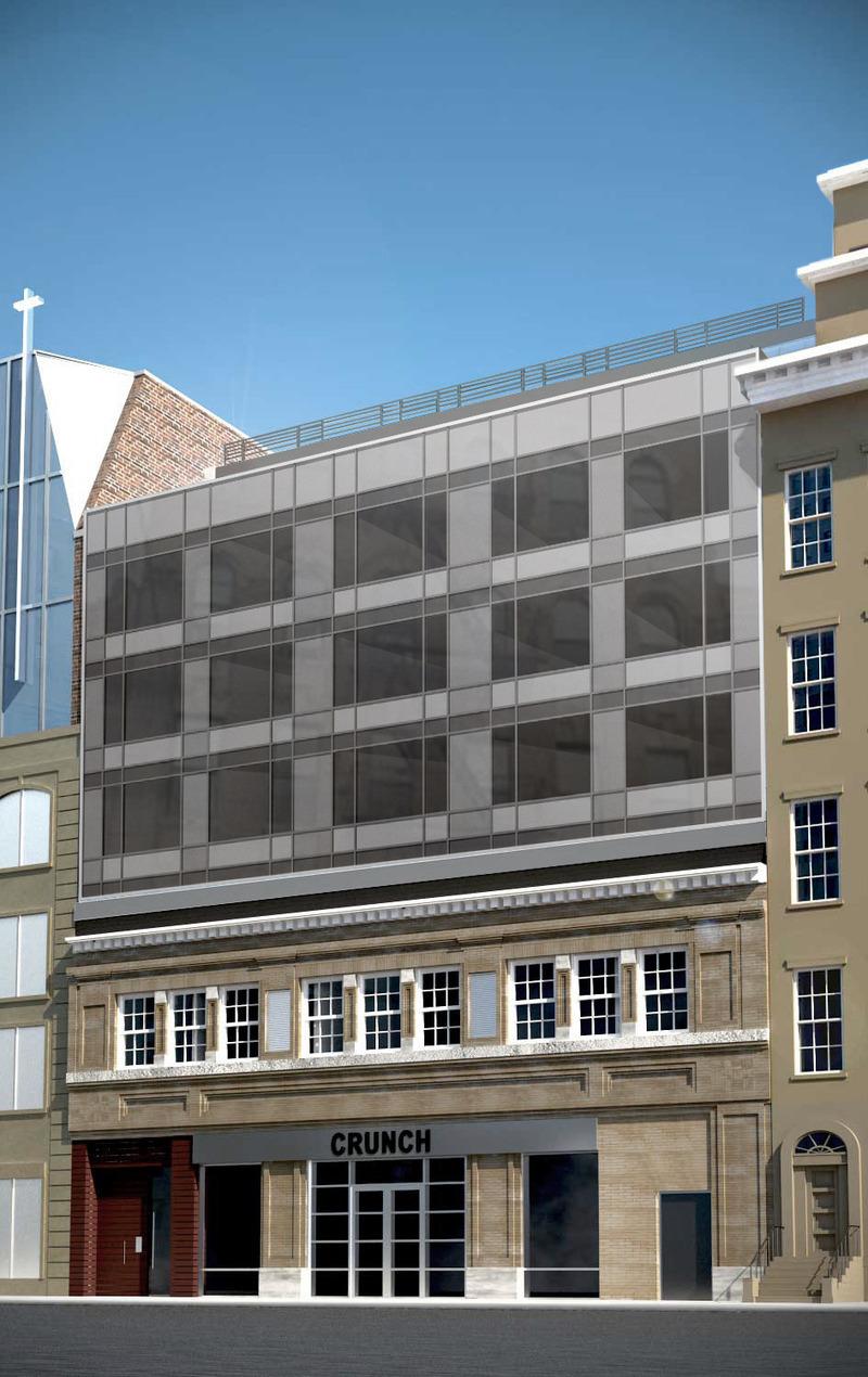 158 West 83rd Street, rendering via Parkwood Realty Associates