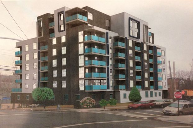 177-30 Wexford Terrace, rendering via TCX Development