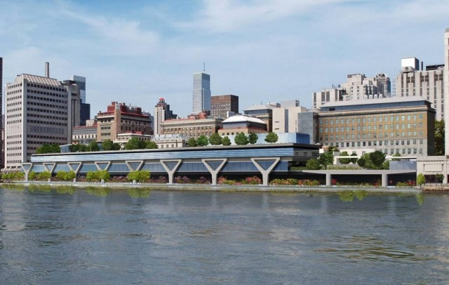 Rockefeller University Expansion