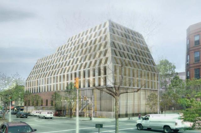 Harlem Renaissance Ballroom redevelopment proposal, rendering by Rickenbacker + Leung