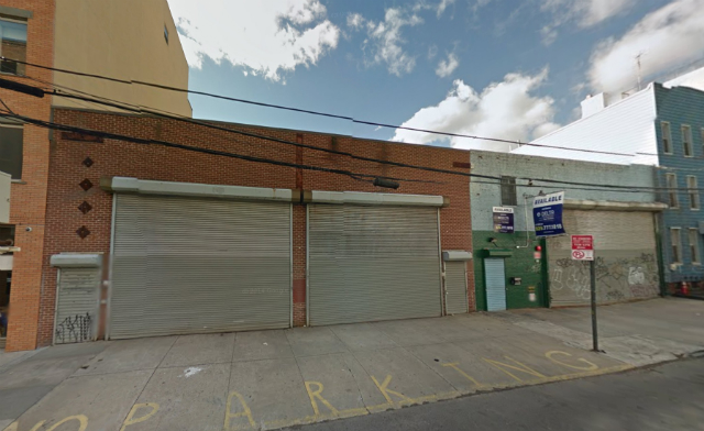 138 North 10th Street, image from Google Maps