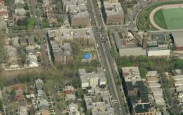 1326 Ocean Avenue, image from Bing Maps