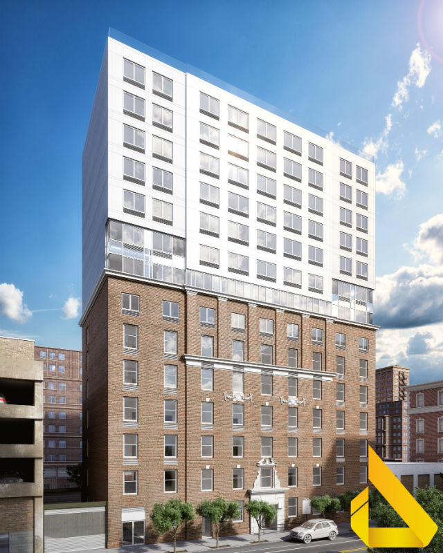 285 Schermerhorn Street, rendering via Heights Advisors