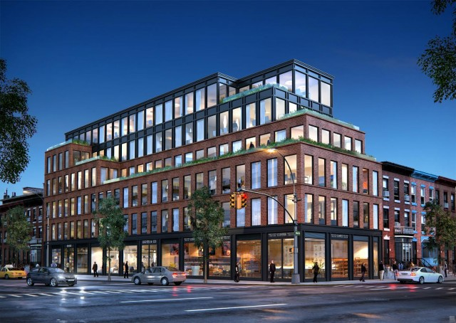 472 Atlantic Avenue, rendering from Avery Hall Investments