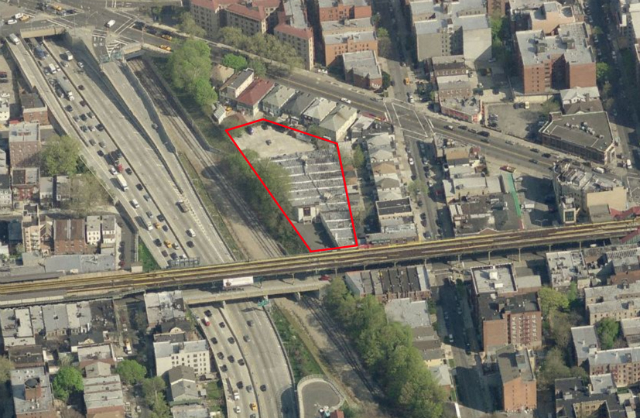 71-17 Roosevelt Avenue, image from Bing Maps