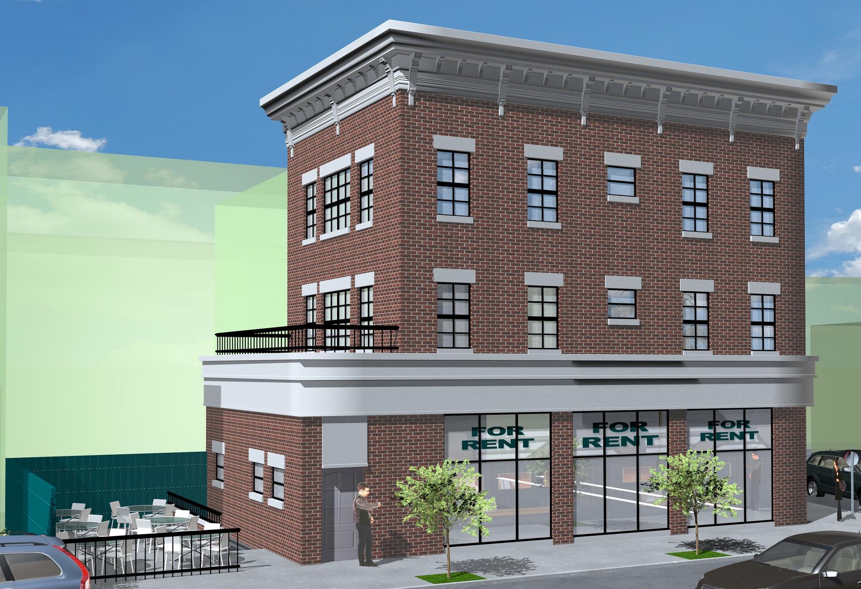 49 Franklin Street, renderings via H Holding Group