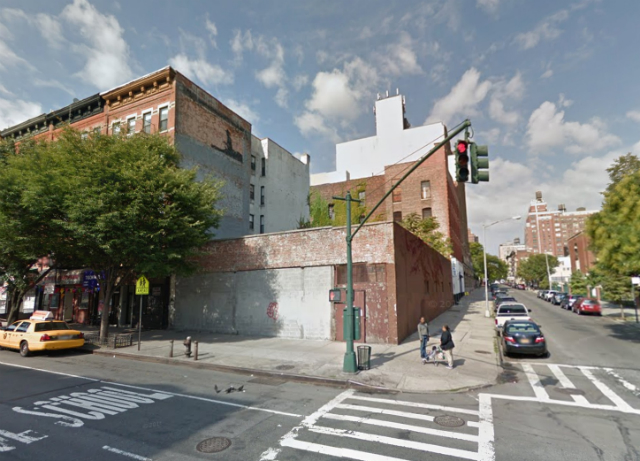 952 Columbus Avenue, image from Google Maps