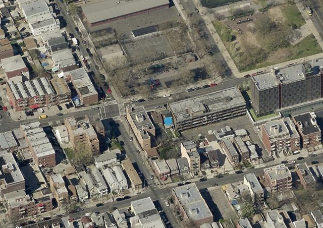 112-08 37th Street, from Bing Maps
