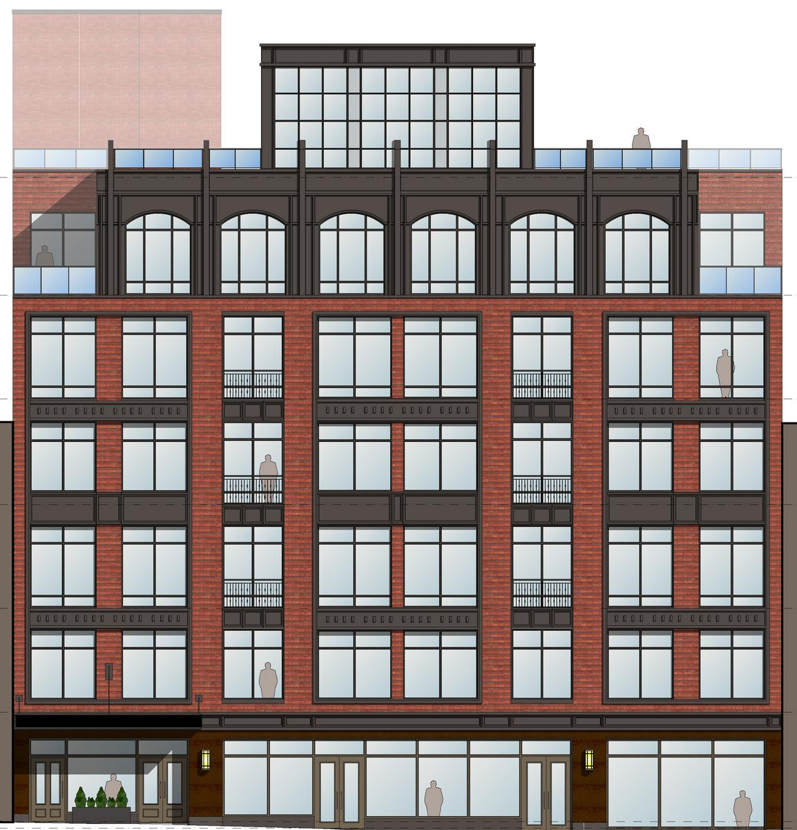 800 Union Street, rendering via Midwood Investment and Development Corp