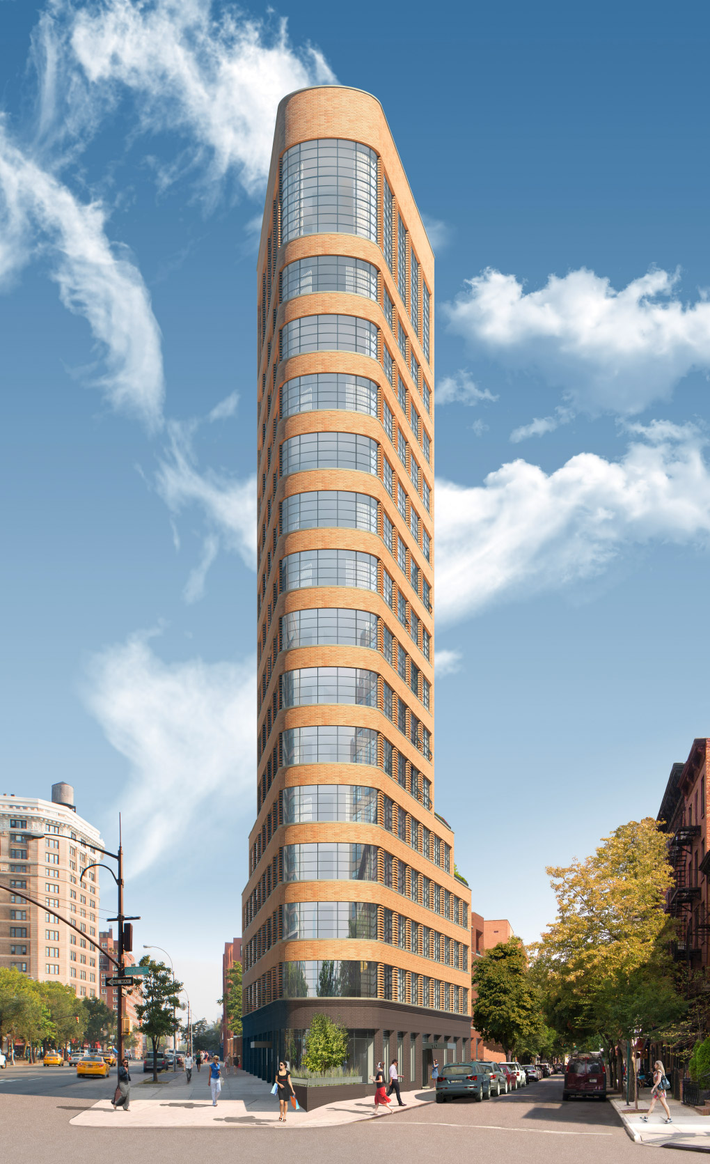 10 Sullivan Street, rendering by Cary Tamarkin
