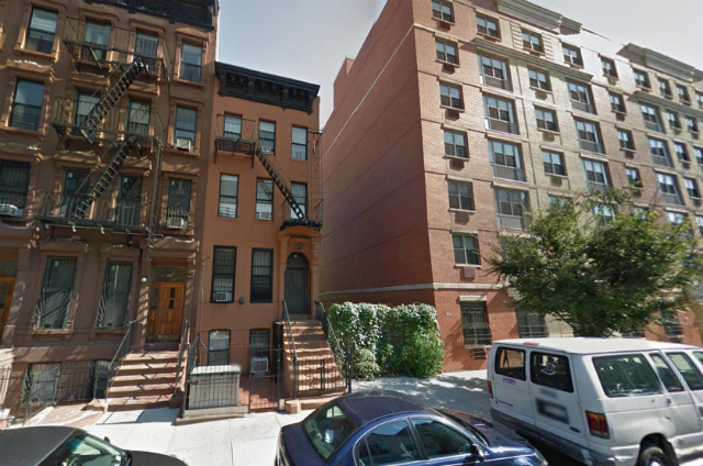 223 East 118th Street, image from Google Maps