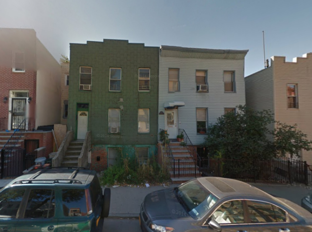 324 and 326 20th Street, image from Google Maps