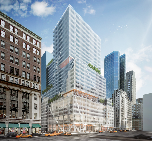390 Madison Avenue