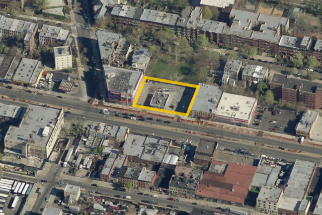 953 Atlantic Avenue, image from Bing Maps