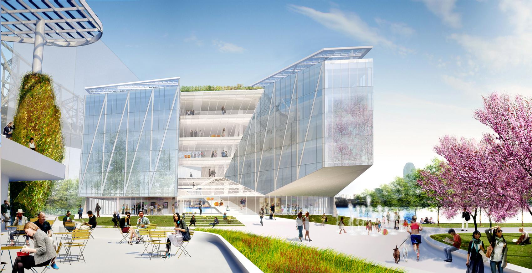 Cornell Tech Campus