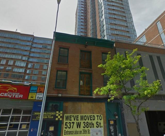 550 West 29th Street