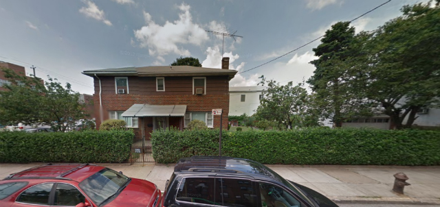 1021 Avenue Y, image from Google Maps